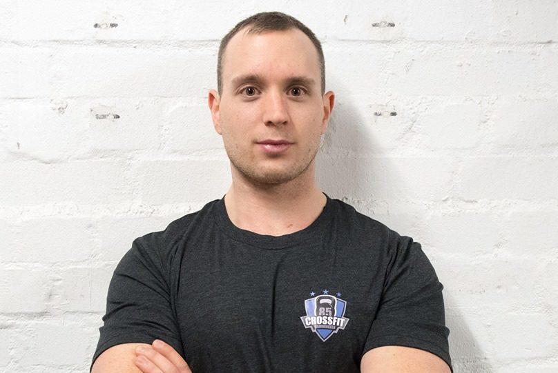Crossfit-Coach Arne Marzinek
