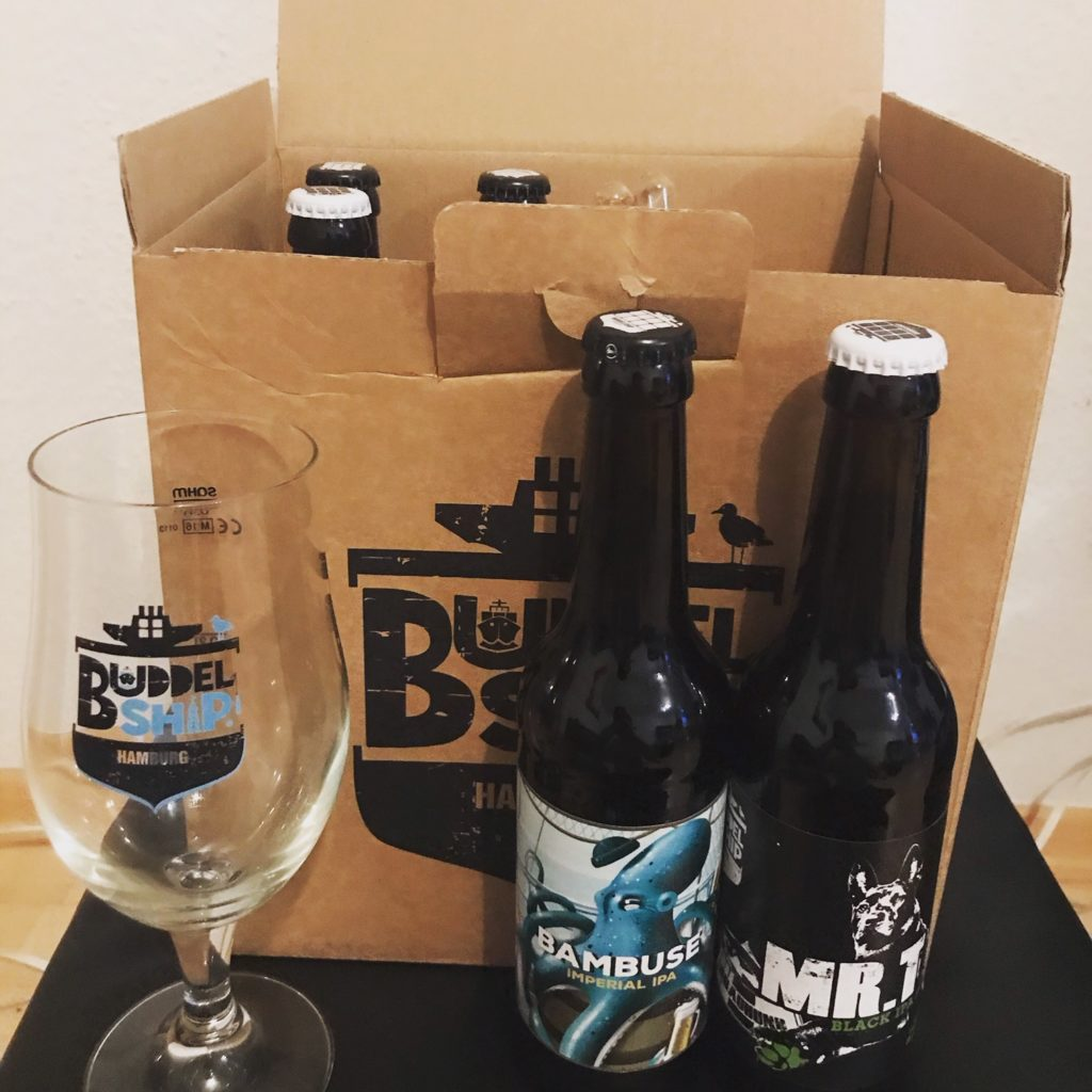 Craft Beer für daheim von der Bar Oorlam