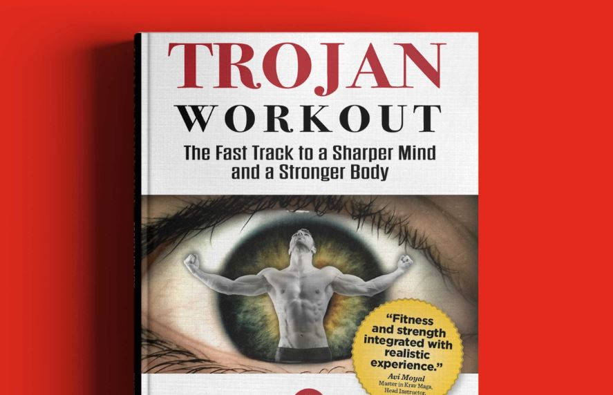 Buch Cover Trojan Workout